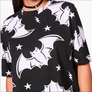 Tops - ➕ NEW Goth Baby Bat Tee Shirt Top Plus Size 14